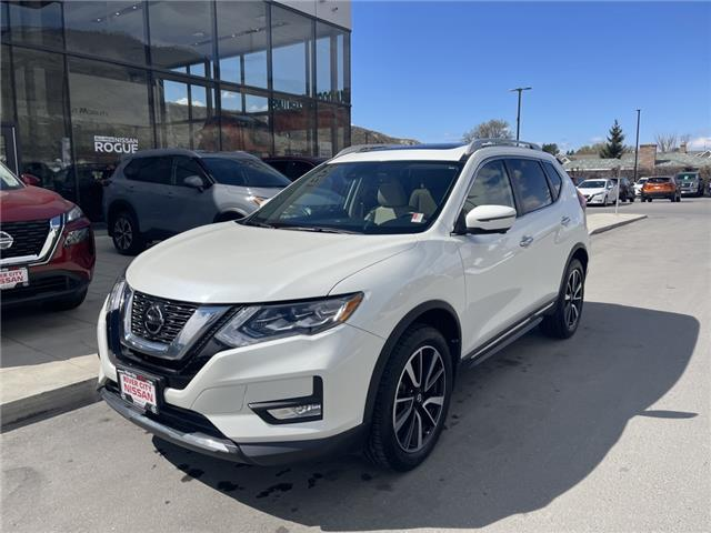 2018 Nissan Rogue SL (Stk: T21057A) in Kamloops - Image 1 of 29