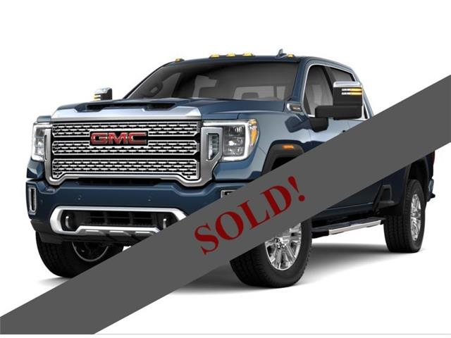 2021 GMC Sierra 3500HD Denali (Stk: 226619) in Brooks - Image 1 of 1