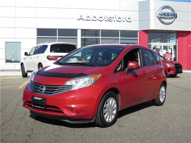 2014 Nissan Versa Note 1.6 SV (Stk: A20273B) in Abbotsford - Image 1 of 28