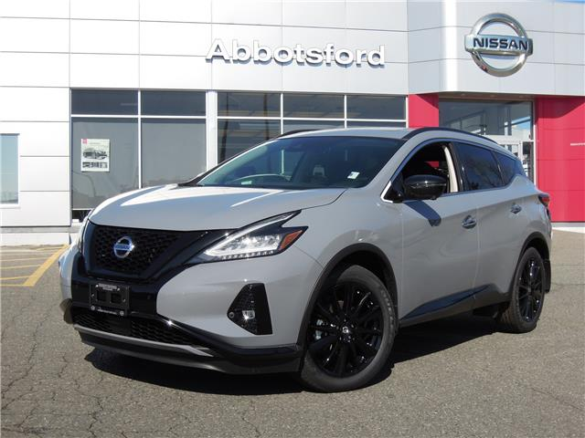 2021 Nissan Murano Midnight Edition (Stk: A21112) in Abbotsford - Image 1 of 30
