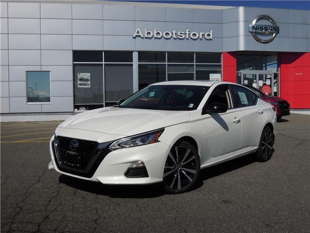 2021 Nissan Altima 2.5 SR (Stk: A21056) in Abbotsford - Image 1 of 30
