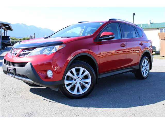 2013 Toyota RAV4 Limited (Stk: HB7-9383A) in Chilliwack - Image 1 of 15