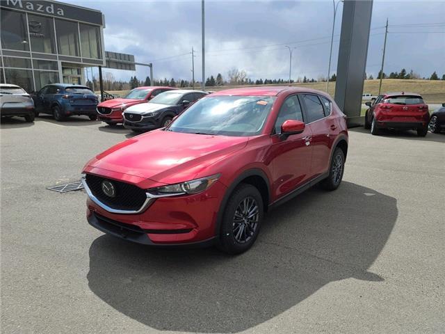 2021 Mazda CX-5 GS (Stk: N6635) in Calgary - Image 1 of 4