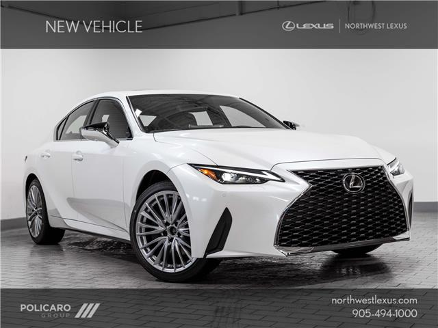 2021 Lexus IS 300 Base (Stk: 45268) in Brampton - Image 1 of 22