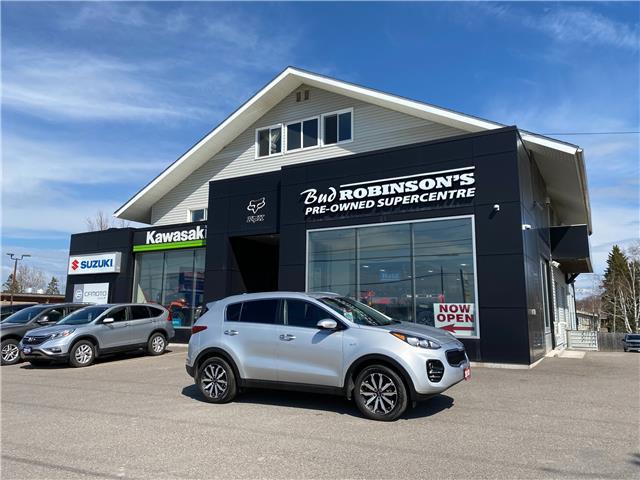 2018 Kia Sportage EX Premium (Stk: ) in Sault Ste. Marie - Image 1 of 31