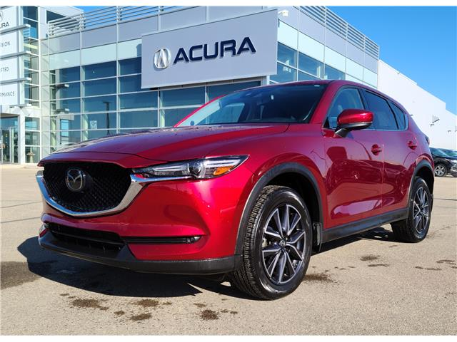 2017 Mazda CX-5 GT (Stk: A4413) in Saskatoon - Image 1 of 1