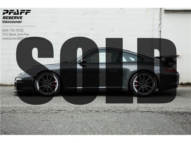 2007 Porsche 911 GT3 (Stk: VU0503) in Vancouver - Image 1 of 16