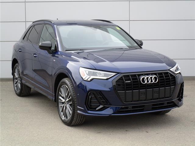 2021 Audi Q3 45 Technik (Stk: 210147) in Regina - Image 1 of 20