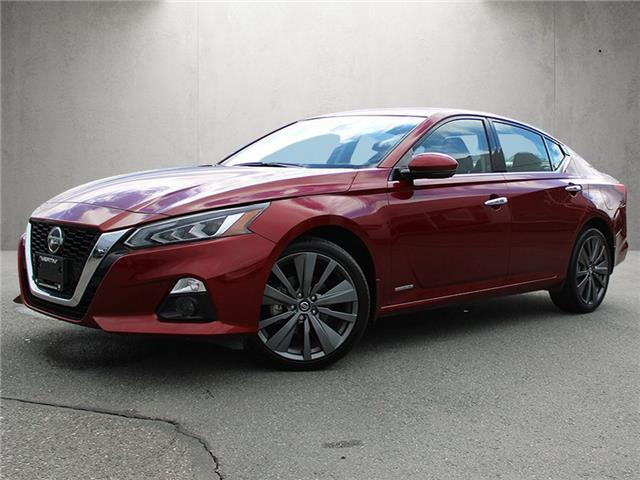 2019 Nissan Altima 2.5 Platinum (Stk: N215-8255A) in Chilliwack - Image 1 of 16