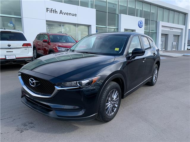 2018 Mazda CX-5 GS (Stk: 21000A) in Calgary - Image 1 of 16