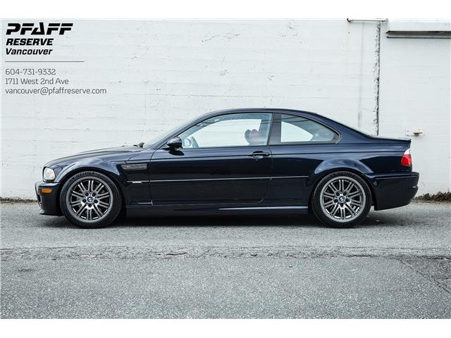 2002 BMW M3 Base (Stk: VU0562) in Vancouver - Image 1 of 20