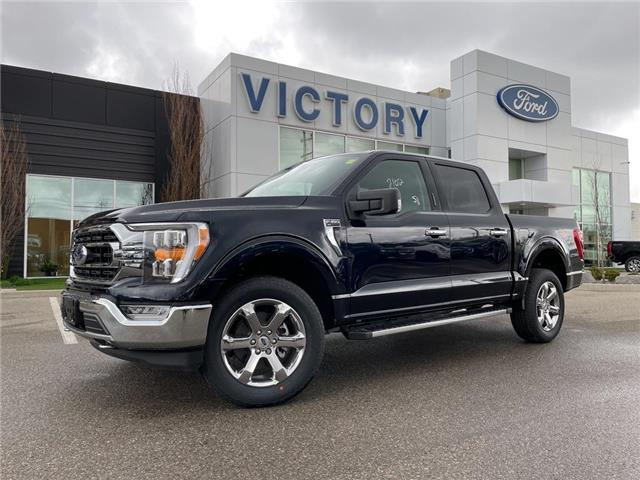 2021 Ford F-150 XLT (Stk: VFF20178) in Chatham - Image 1 of 19