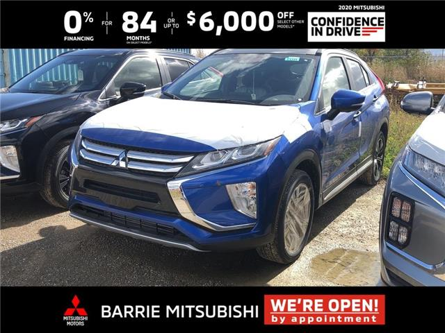 2020 Mitsubishi Eclipse Cross GT (Stk: L0328) in Barrie - Image 1 of 5