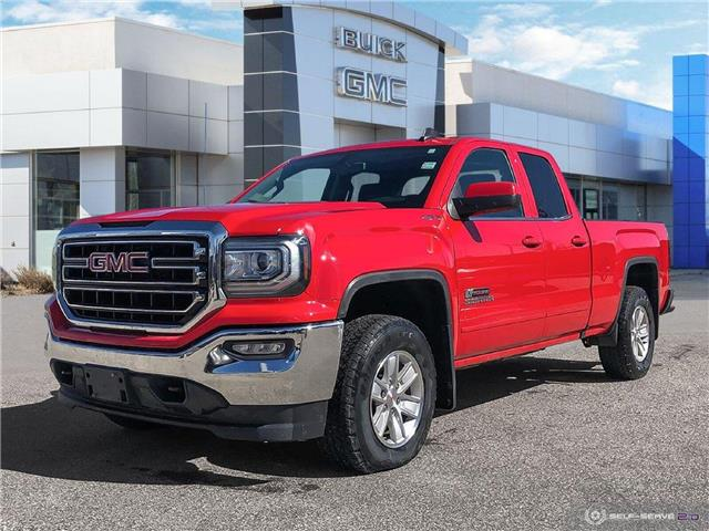 2017 GMC Sierra 1500 SLE (Stk: F3WCEV) in Winnipeg - Image 1 of 5