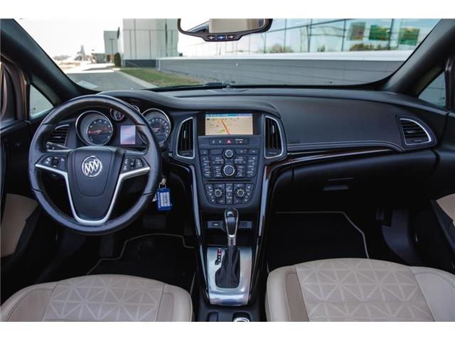 2017 Buick CASCADA Premium (Stk: 34432A) in Trois-Rivières - Image 1 of 2