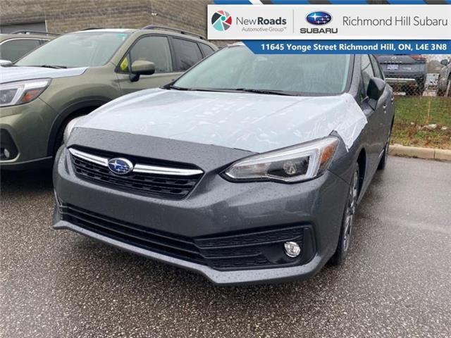 2021 Subaru Impreza Sport 5-door Auto (Stk: 35665) in RICHMOND HILL - Image 1 of 21