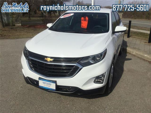 2018 Chevrolet Equinox LT (Stk: P6699) in Courtice - Image 1 of 14