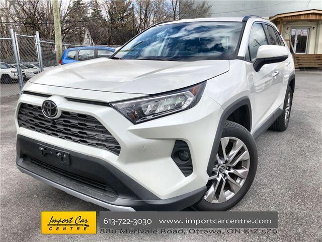 2020 Toyota RAV4 Limited (Stk: 095474) in Ottawa - Image 1 of 26