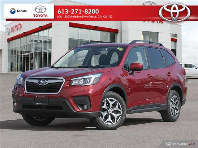 2019 Subaru Forester 2.5i Convenience (Stk: 91014A) in Ottawa - Image 1 of 29