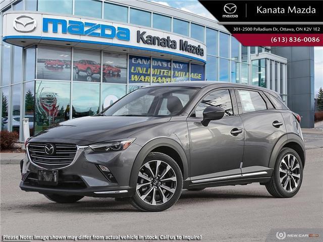 2021 Mazda CX-3 GT (Stk: 12078) in Ottawa - Image 1 of 22