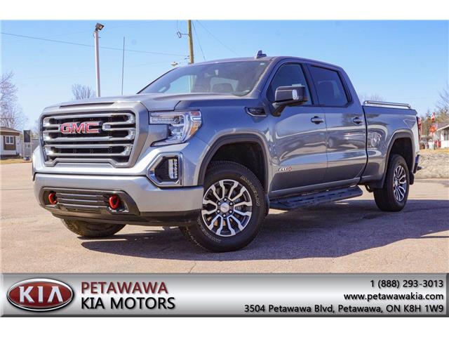 2020 GMC Sierra 1500 AT4 (Stk: P0093) in Petawawa - Image 1 of 30