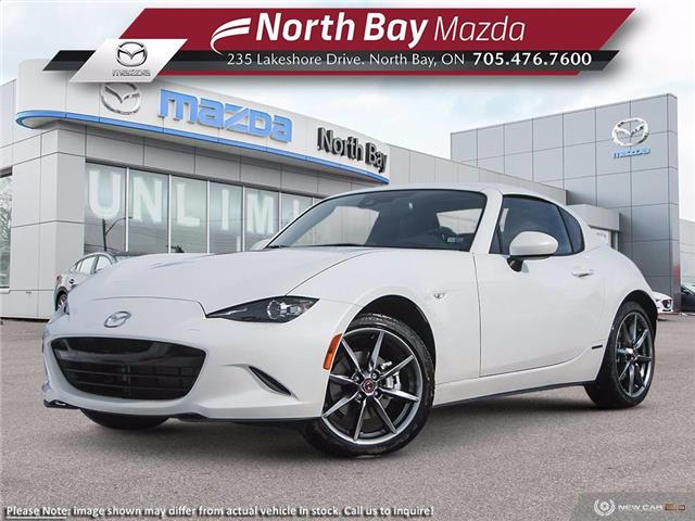 2021 Mazda MX-5 RF 100th Anniversary Edition (Stk: 21145) in North Bay - Image 1 of 22