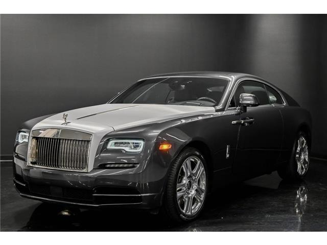 2018 Rolls-Royce Wraith Provenance Certified Pre-Owned - Extended Warranty (Stk: P0731) in Montreal - Image 1 of 30