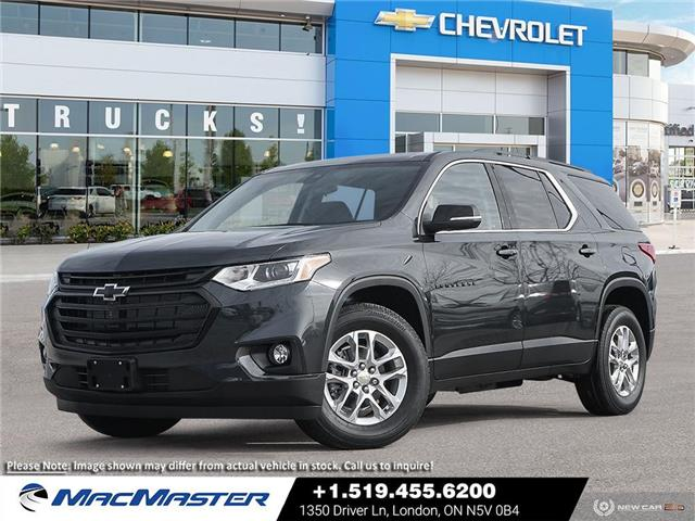 2021 Chevrolet Traverse LT Cloth (Stk: 215070) in London - Image 1 of 23