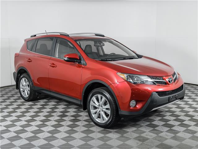 2015 Toyota RAV4 Limited (Stk: X0083A) in London - Image 1 of 25
