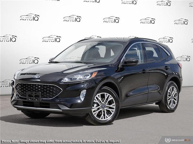 2021 Ford Escape SEL (Stk: XD077) in Sault Ste. Marie - Image 1 of 23