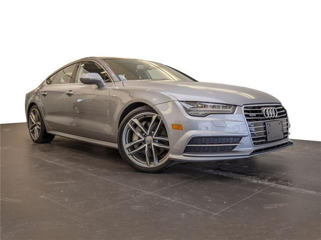 2018 Audi A7 3.0T Progressiv (Stk: 53935A) in Ottawa - Image 1 of 20