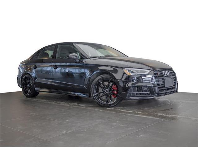 2018 Audi S3 2.0T Technik (Stk: 93522A) in Nepean - Image 1 of 19