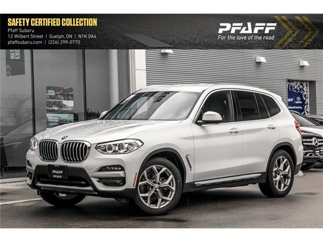 2021 BMW X3 xDrive30i (Stk: SU0342) in Guelph - Image 1 of 24