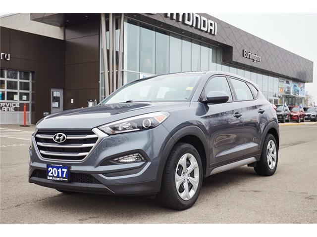2017 Hyundai Tucson Base (Stk: N2885A) in Burlington - Image 1 of 21