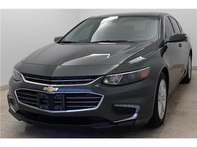 2017 Chevrolet Malibu 1LT (Stk: 12060A) in Sudbury - Image 1 of 12