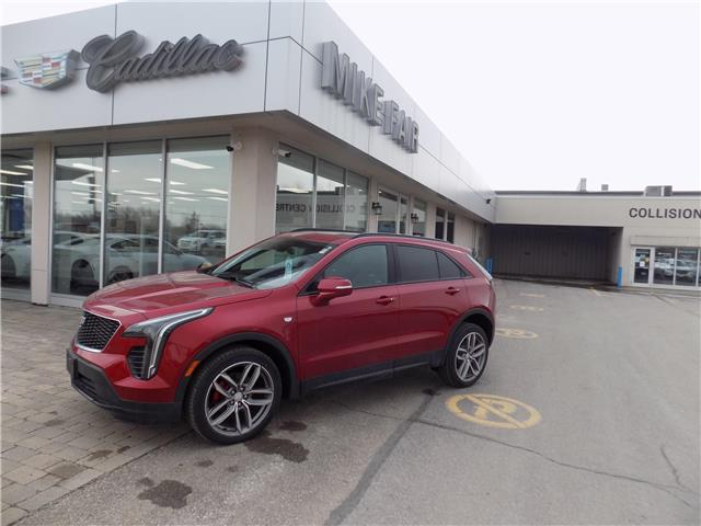 2021 Cadillac XT5 Sport (Stk: 21076) in Smiths Falls - Image 1 of 14