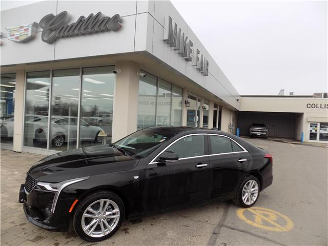 2021 Cadillac CT4 Luxury (Stk: 21083) in Smiths Falls - Image 1 of 16
