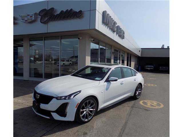 2021 Cadillac CT5 Sport (Stk: 21108) in Smiths Falls - Image 1 of 16