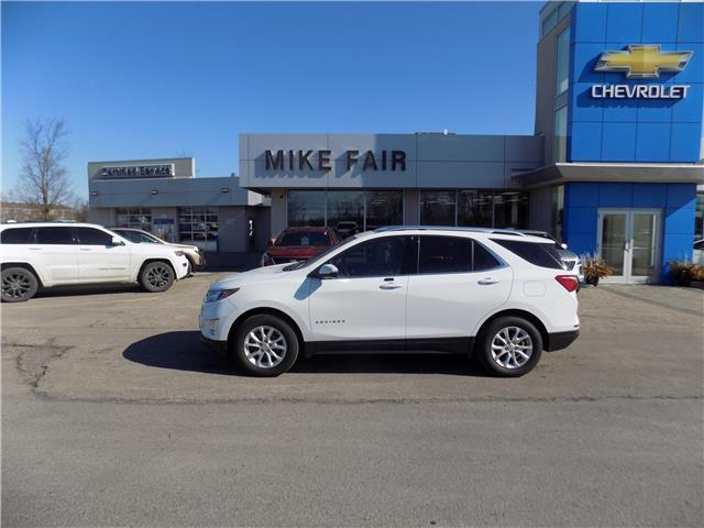2018 Chevrolet Equinox 1LT (Stk: P4303) in Smiths Falls - Image 1 of 17