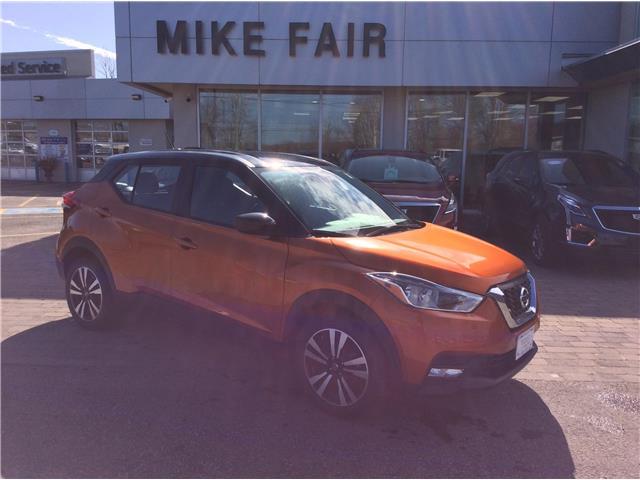 2018 Nissan Kicks SV (Stk: P4315) in Smiths Falls - Image 1 of 25