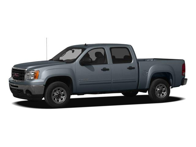 2009 GMC Sierra 1500 SLE (Stk: N1-34701) in Burnaby - Image 1 of 2