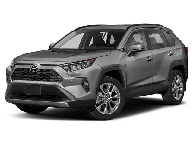 2021 Toyota RAV4 Limited (Stk: N21242) in Timmins - Image 1 of 9