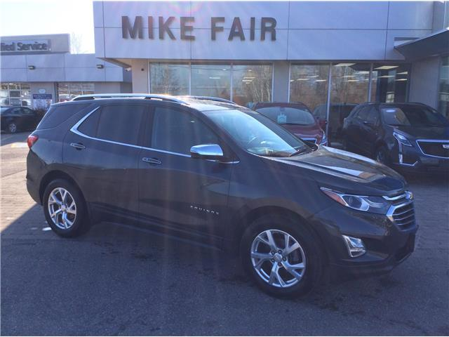 2019 Chevrolet Equinox Premier (Stk: 21208A) in Smiths Falls - Image 1 of 16