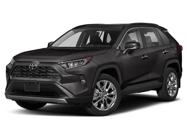 2021 Toyota RAV4 Limited (Stk: N21245) in Timmins - Image 1 of 9