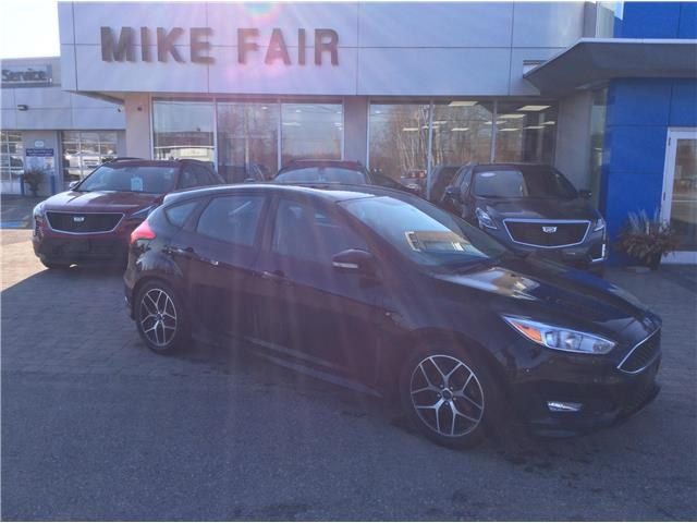 2016 Ford Focus SE (Stk: P4305A) in Smiths Falls - Image 1 of 10