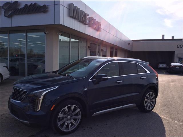 2021 Cadillac XT4 Premium Luxury (Stk: 21226) in Smiths Falls - Image 1 of 15