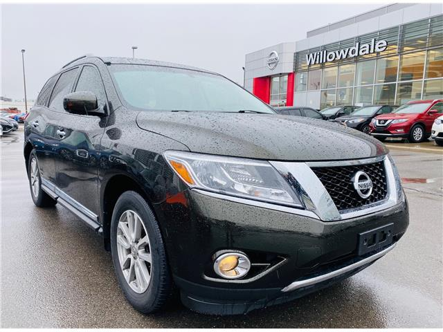 2015 Nissan Pathfinder SL (Stk: H9534A) in Thornhill - Image 1 of 22