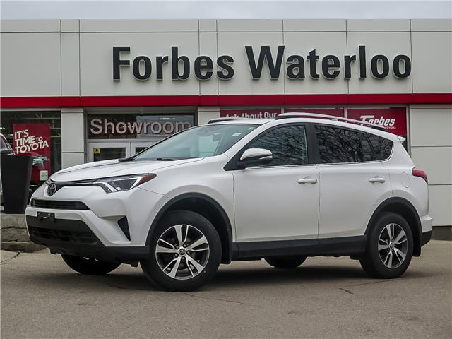 Used 2018 Toyota RAV4  FB20 - Waterloo - Forbes Waterloo Toyota