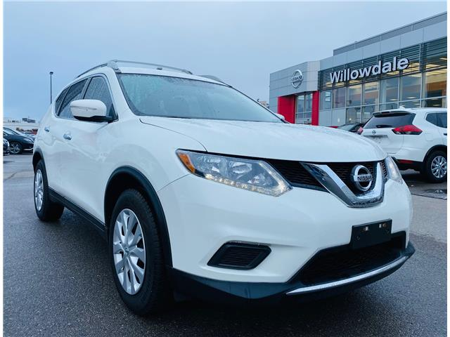 2014 Nissan Rogue S (Stk: C35756A) in Thornhill - Image 1 of 19