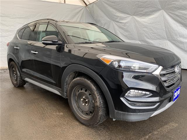 2018 Hyundai Tucson Ultimate 1.6T (Stk: 2111841) in Thunder Bay - Image 1 of 23